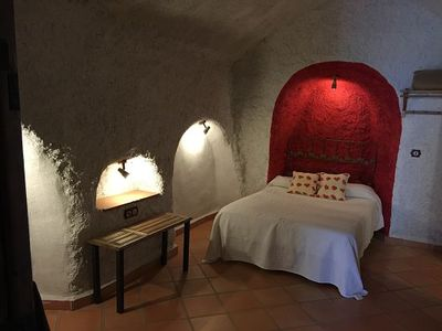 Photo for Casas - Cueva Cortijo La Tala for 6 people
