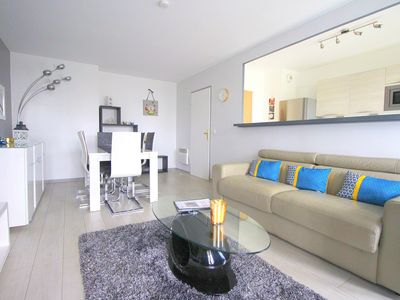 Photo for Modern apartment 6pax district RER Val d'Europe (FONTAINE 2)