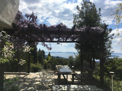 Photo for Art house in a private heaven in Sithonia