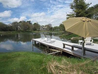 Photo for Riverside home with a dock, steps to the beach Cape Neddick, York Maine