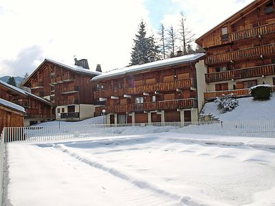 Photo for One bedroom Apartment, sleeps 4 in Saint-Gervais-les-Bains with Pool and WiFi