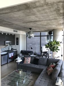 Photo for Stunning King Loft - Extra Bedroom (Private 1BR+1BR, Shared Living Space)