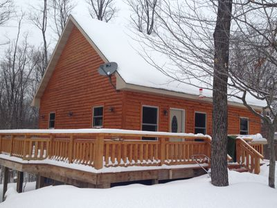 Photo for 2 Cottages In Family-Friendly Grand Marais, MI For Year Round Getaway!