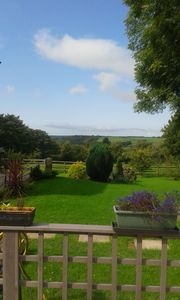 View From Hartsmead Cottage