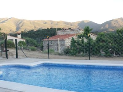 Photo for Self catering La Risquera for 10 people