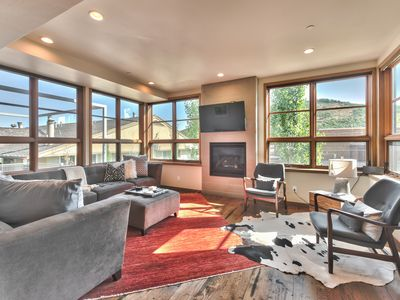 Photo for Seriously Stylish Empire Home - Close to it Main and Park City Resort + Hot Tub