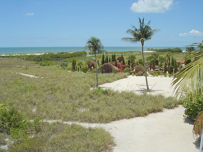 Photo for Beachfront Spacious House- Sunsets, Spectacular Gulf Views, Peaceful & Private