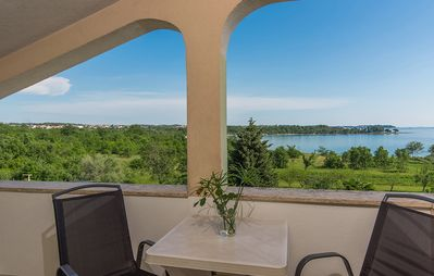 Photo for Apartments Saladinka / Apartment Saladinka II with Sea view on the Second floor