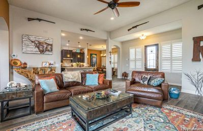 Photo for The Perfect Hill Country Resort Get-Away