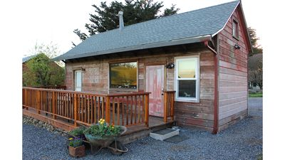 Photo for Rustic Cabin On West Marin Organic Cattle Ranch