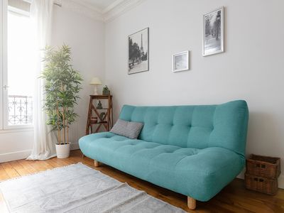 Photo for CHARMING APARTMENT NEAR THE PLACE OF THE BASTILLE - LEDRU ROLLIN