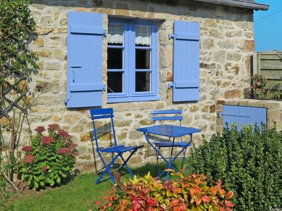 Photo for Vacation home Ferienhaus (CZN105) in Crozon-Morgat - 5 persons, 2 bedrooms