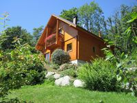 Beautiful chalet in charming village.