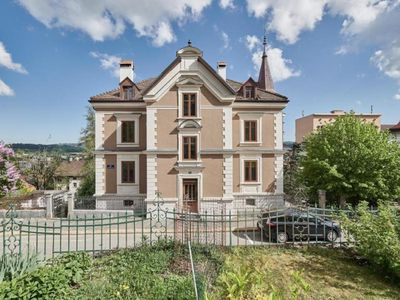 Photo for Holiday apartment La Chaux-de-Fonds for 6 persons with 3 bedrooms - Holiday house