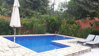 Photo for Camburi - House of architect with swimming pool. House for personal use