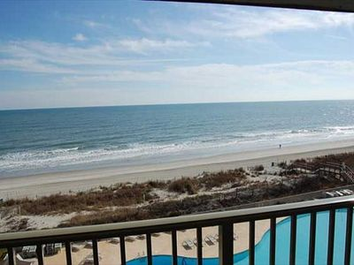 Photo for Myrtle Beach Resort A503 | 1 BR Condo with Stunning Ocean Front View