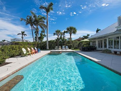 Photo for CAPTAIN'S COTTAGE BEACH HOUSE | LUXURY RENTALS