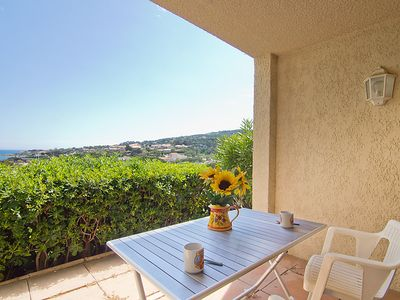 Photo for Apartment Le Domaine de la Gaillarde  in Les Issambres, Cote d'Azur - 4 persons, 1 bedroom