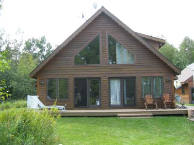 Photo for Northwoods Cabin on the Lake, Eagle River