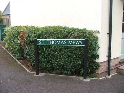 St Thomas Mews