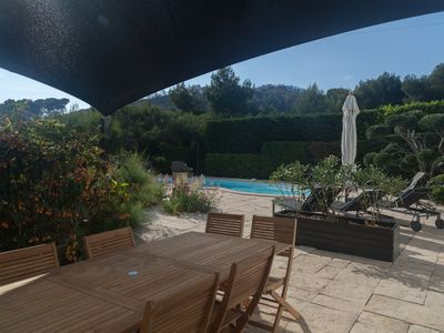 Photo for Luxury villa in the coves of Marseille