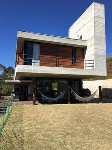 Photo for Beautiful House in condominium in Campos do Jordao - 4 suites + Room Service