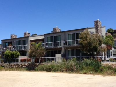 Photo for Downtown Townhome 1.5 Blocks from Beach w/ Deck, BBQ & Garage Parking
