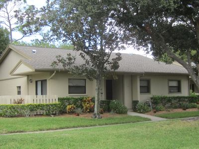 Photo for E Lake Woodlands 3 BR Villa -All 1 Level