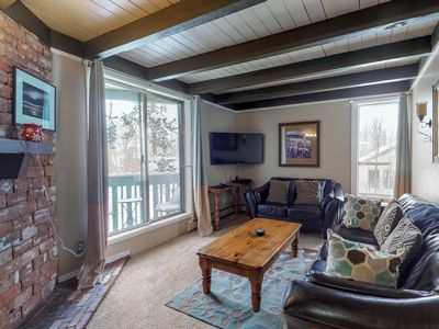 Photo for Family-friendly condo w/ shared pool, hot tub, game room, & fitness room