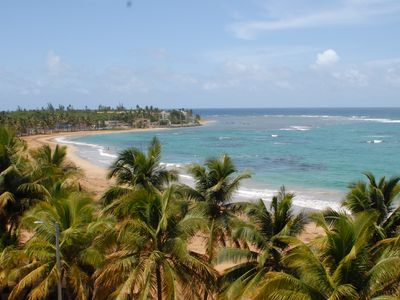 Photo for Spectacular Oceanfront Condo in Luquillo-Playa Azul-Building #1