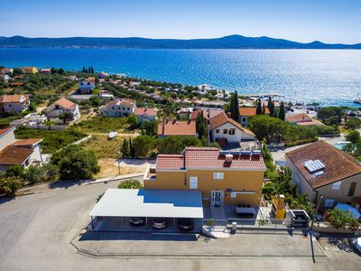 Photo for Apartment in Sveti Petar (Biograd), capacity 4+2