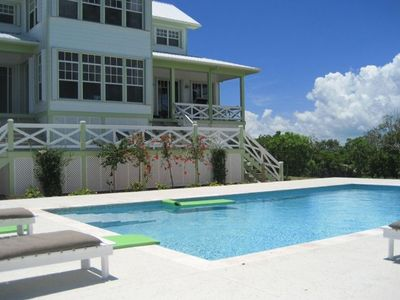 Photo for Abaco Luxury Private Home on 4 Acres