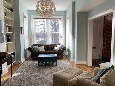 Photo for Historic Sun-filled Capitol Hill home: 2 blocks from Eastern Market/Barracks Row