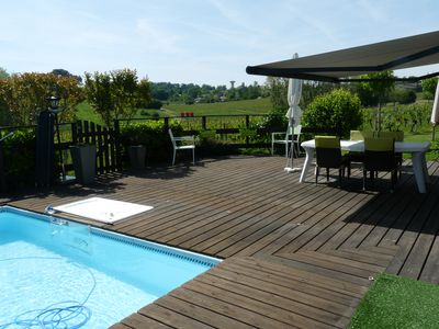 Photo for House in the vineyards 10 minutes from Bordeaux