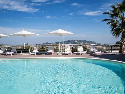Photo for Villa Contessina - Apartments, pool&spa - 03