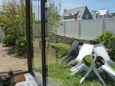 Photo for Beautiful apartment for 5 guests with internet, TV, pets allowed and parking