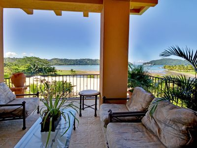 Photo for Stay 7 Pay 5 nights! Luxury Ocean View Condo, Steps from Beach Club!