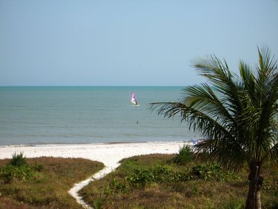 Photo for Gulf Front - Spectacular 2nd Floor 180°View - Summer Specials!