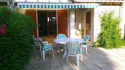 Photo for Villa, sleeps 6 classified 3 stars furnished with tourism