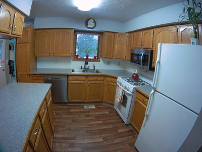 Photo for Family friendly 4 bed, 2 bath house