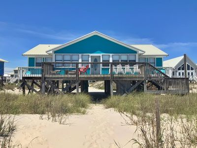Photo for AMAZING VIEWS!  4 BR, 2 BA Cottage in Fort Morgan!