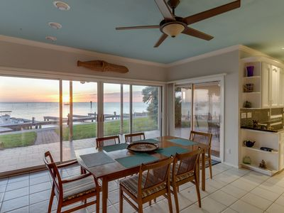Photo for Waterfront condo w/ shared pool & private boat slip, near boat ramp