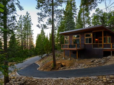 Photo for New handicap-friendly chalet inside the gates of Yosemite National Park just built in 2016!  Enjo...