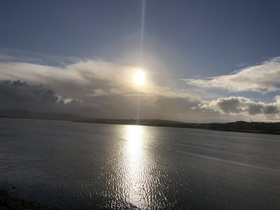 Photo for Stunning view Fahan apartment overlooking Lough Swilly Fahan Co Donegal