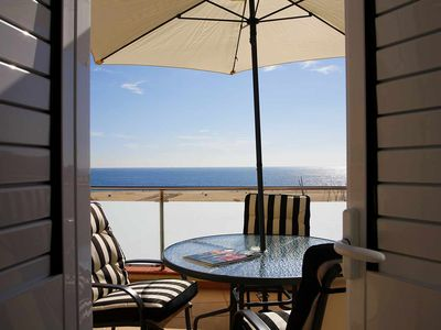 Photo for CAN DALI - APARTMENT IN FRONT OF THE SEA