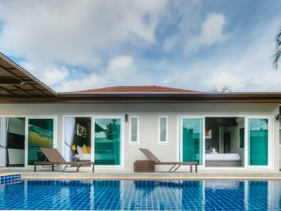 Photo for Hot villa brand new in Laguna area (Moana Villa)