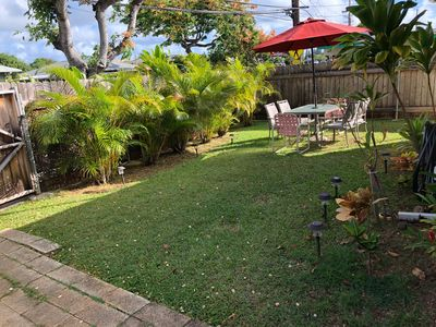 Photo for 3 Bedroom Kailua Fire Captain's Home, Simple & Clean with Max Speed WiFi