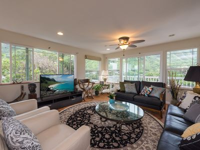 Photo for MOUNTAIN  VIEW luxury 2500 sq. ft. 3 Bedrms & 2.5 Bthrms. So Peaceful here!