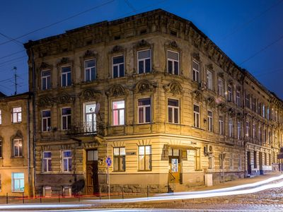 Photo for Two bedrooms apartment on Square Rynok