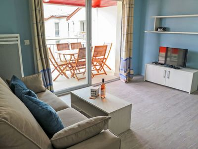 Photo for Apartment Les Sables d'or in Vieux-Boucau - 6 persons, 2 bedrooms